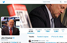 Cramer Answers Twitter Questions on Gold, Twitter, Gilead, Energy