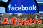 Jim Cramer: Facebook and Alibaba Going in Two Different Directions