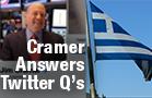Cramer: As Greece Talks Continue, You Should Focus on the Dollar