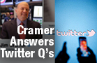 Cramer: Twitter Won't Deliver Near-Term; Panera 2.0 Set to Climb