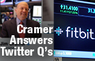 Jim Cramer Says Steer Clear of Fitbit, Stay Away From SunEdison