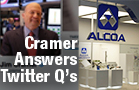 Jim Cramer: Bear Market Keeps Stocks of Alcoa, Williams In Check