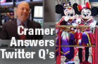 Jim Cramer Says Disney Stock Is a Buy Below $100 a Share