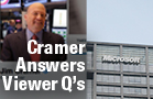 Jim Cramer Bullish on Microsoft, Likes General Mills and WhiteWave