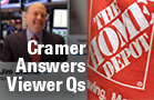 Cramer Likes Home Depot and Facebook but Steers Clear of Zillow