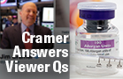 Jim Cramer Says Own Allergan, Disney, MasterCard, Starbucks