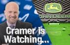 Jim Cramer Is Watching Deere's Quarterly Results Wednesday