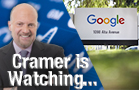 Jim Cramer Says Keep an Eye Out For Alphabet's Quarterly Report Monday