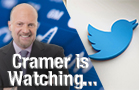 Jim Cramer Is Watching for User Growth at Twitter Tomorrow