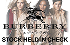 Burberry Stock Held in Check as Takeover Rumors Dispelled